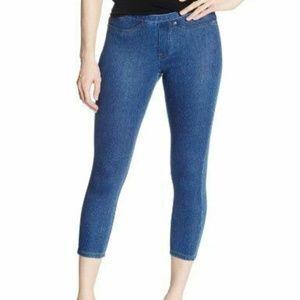 Hue Pants - HUE Women's Original Jeans Capri Leggings